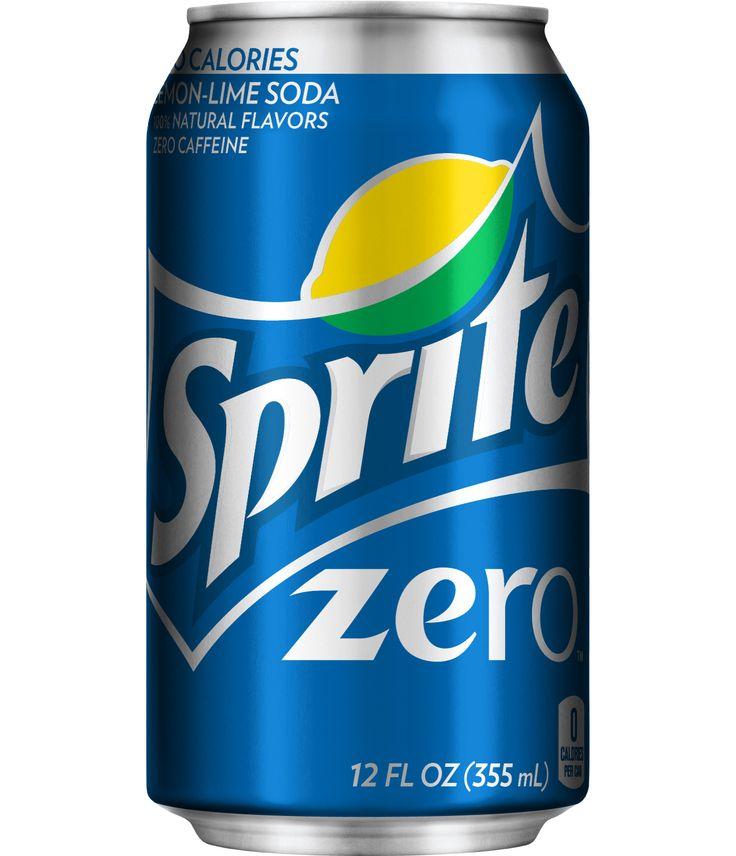 Sprite Zero. Packaging design by Turner Duckworth.