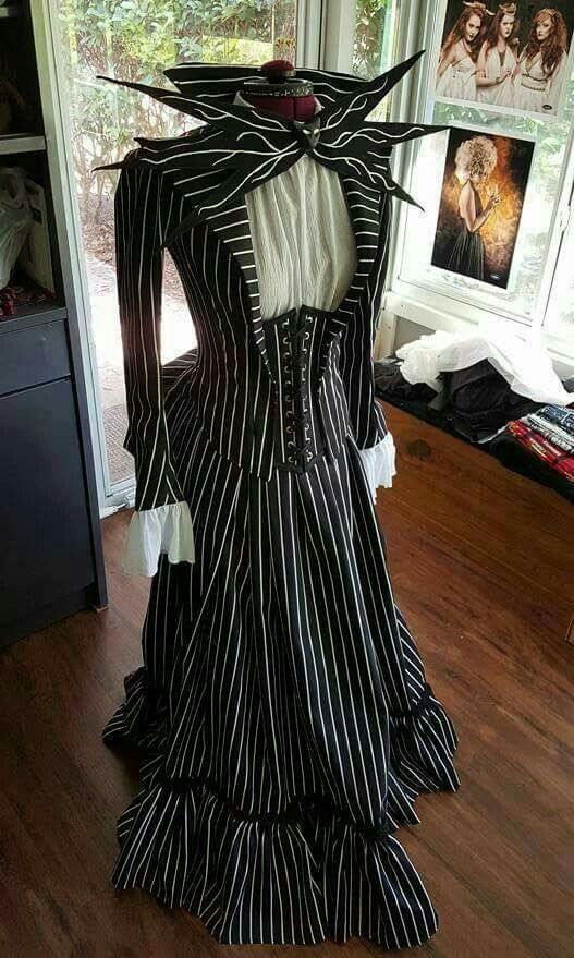 Nightmare Before Christmas Dress | Tim Burton in 2019 ...