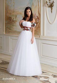 Podhalanka - Fasson - suknie ślubne