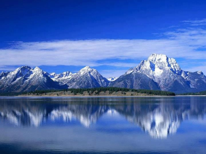 Blue Lake - Parco Nazionale del Grand Teton - Wyoming