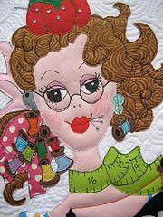 Dolly Quilt Queen- close up | von mamacjt
