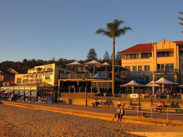 Doyle's on the Beach, Watsons Bay, Australia.