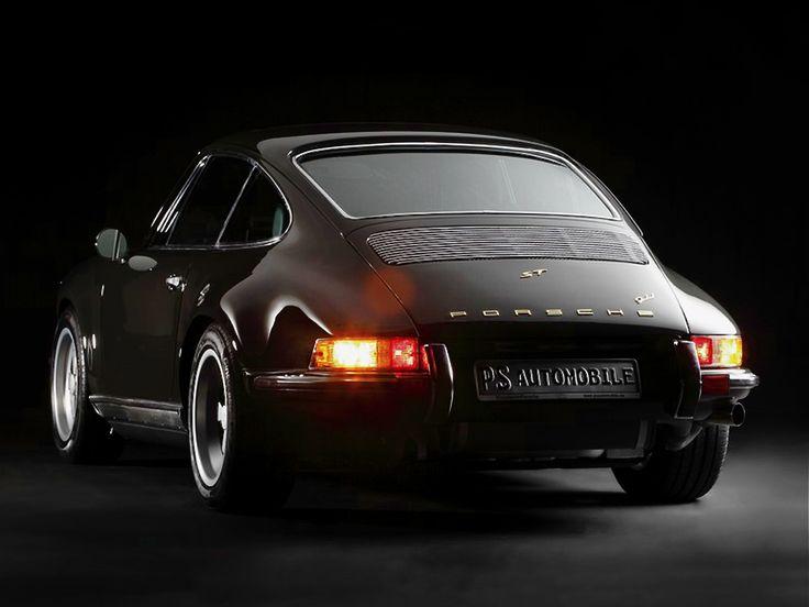 Porsche 911 ST Backdate | © Photos PS Automobile