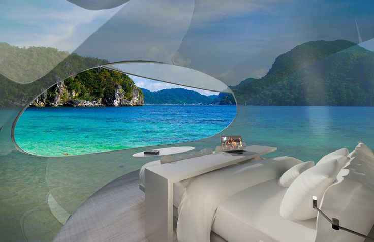 Driftscape by HOK, Driftscape by HOK in the Radical Innovation Awards, 2016 Radical Innovation Awards, futuristic hotel pod, floating hotel pod, floating hotels, drone technology hotel room,