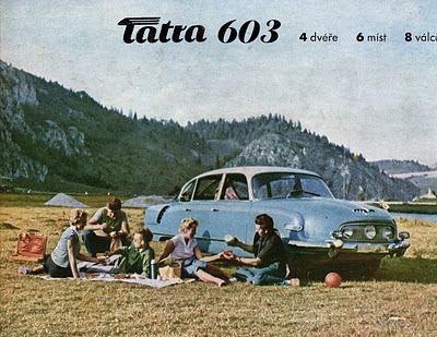 Tatra's Streamliners - Yesterday's car of tomorrow
