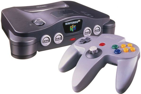 Nintendo 64 | 31 Awesome '90s Toys You Never Got, But Can Totally Buy Today