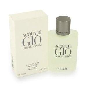 Acqua Di Gio by Giorgio Armani for men 3.4 oz Eau De Toilette EDT Spray (Health and Beauty)
