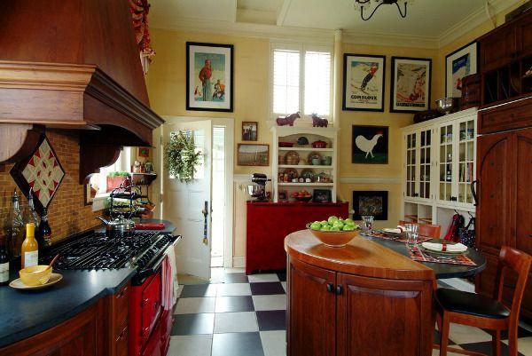 Кухни в стиле французского бистро. Обсуждение на LiveInternet - Российский Сервис Онлайн-Дневников