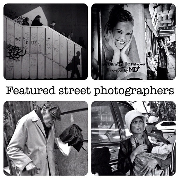 Featured photos! Thanks to everyone for tagging #streetphoto_bw. Here we feature some of recent photos from the community:    Top left: @suleduman    Top right: @geekjuggler    Bottom left: @latula    Bottom right: @richo712    Always tag your black and white street photos with #streetphoto_bw and follow @streetphoto_bw to have a chance to be featured.