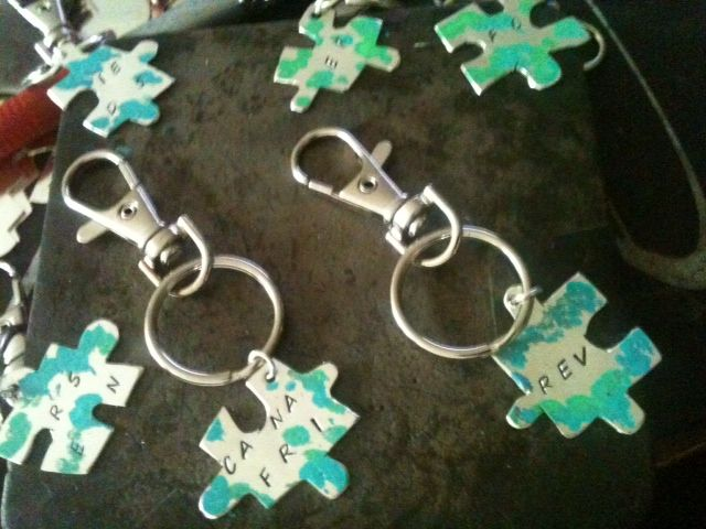 Sterling Silver Jigsaw Puzzle Piece Necklace Pendant Best