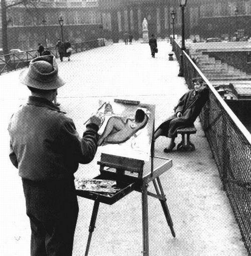 Robert Doisneau, Paris (1953)