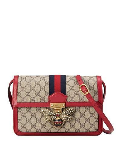 833afed12585 V3WS3 Gucci Queen Margaret Medium GG Supreme Shoulder Bag  #crossbodybagssupreme