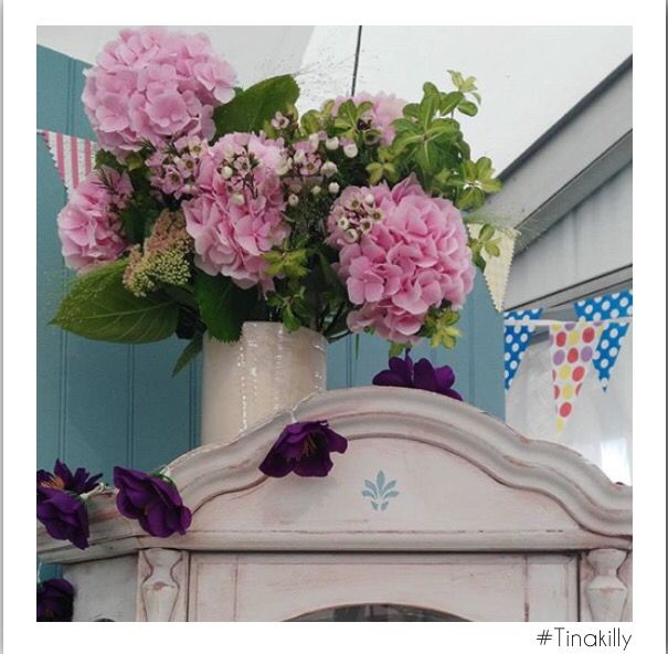 Watch out for @austenflowers beautiful creations on #GIBO next weekend.....we are in  #Tinakilly #GreatIrishBakeoff #Flowers #Fresh #GardenOfIreland