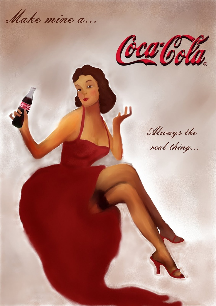 Pin up girl diet