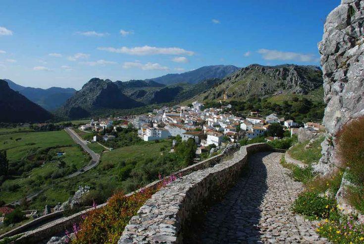 BENAOCAZ: ruta de los pueblos blancos de Andalucía