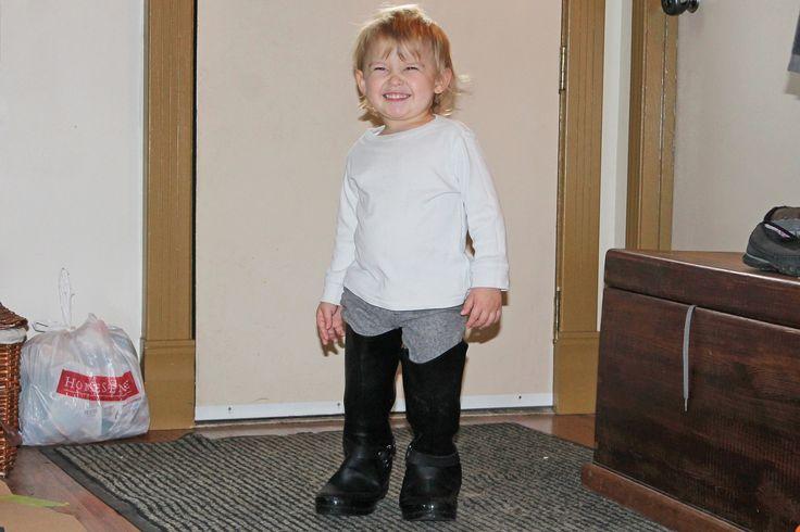 Gramma's boots   by KaseyEriksen