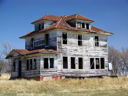 Abandoned Farm In North Dakota Ive Alwyas Loved North