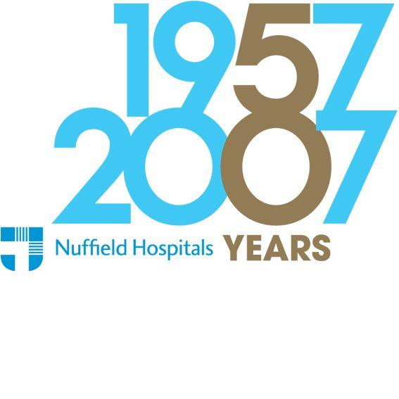 Anniversary logos