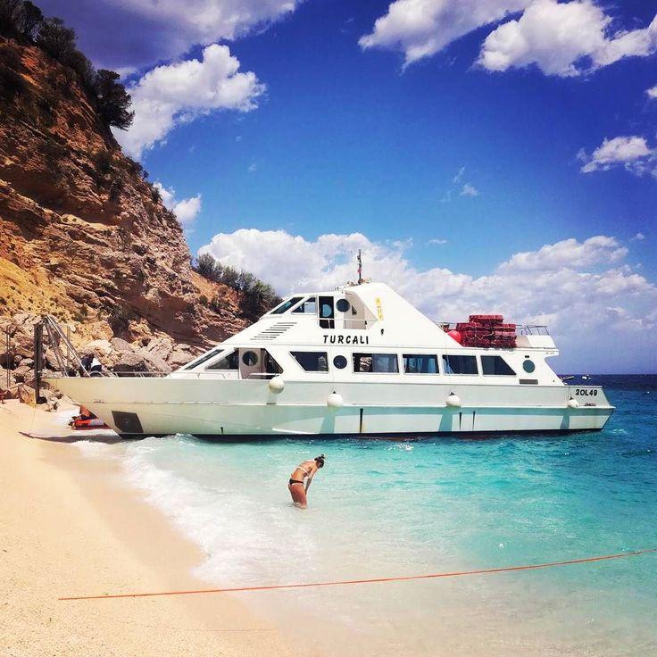 #sardinia #golfodiorosei #calagonone #sea #sailboat #summer2k17 #summerjob #lovemyland #mylife #wildlife #turcali #wewaityou