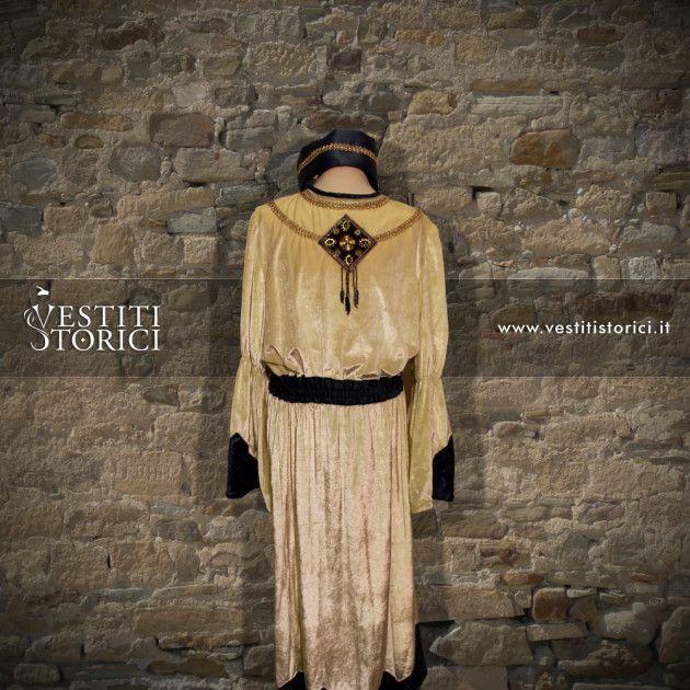 Vestiti Storici Vestiti Storici » Vestito Medievale Bambina [MF-FB124]