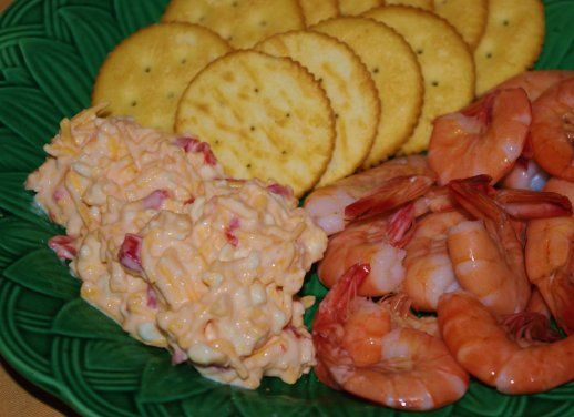 Low-Fat Pimento Cheese I made half & omitted may and cheddar to reduce fat further