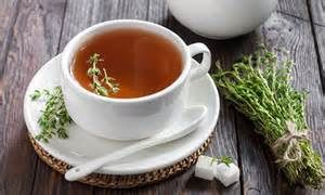 Mostly thought of as a culinary herb, thyme offers other benefits.  Thyme tea is great to loosen and expel mucus as well as to calm a dry consistent cough.  It also has antimicrobial properties thus can aide in fighting an infection…such as the cough!