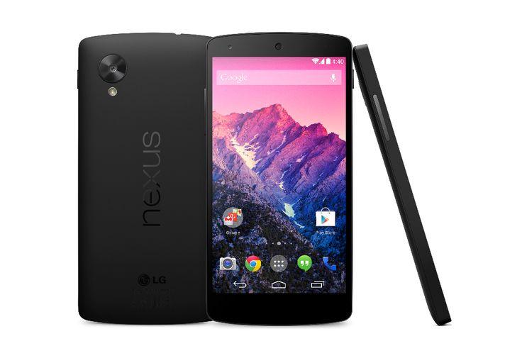 Nexus 5 (LG, Google)
