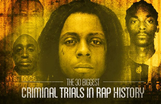 Hip-hop history is littered with litigation. It's a barely-kept secret that semi-legal operations have bankrolled a number of rappers.