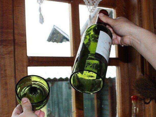 maquina de cortar botellas (bien casera) - Taringa!