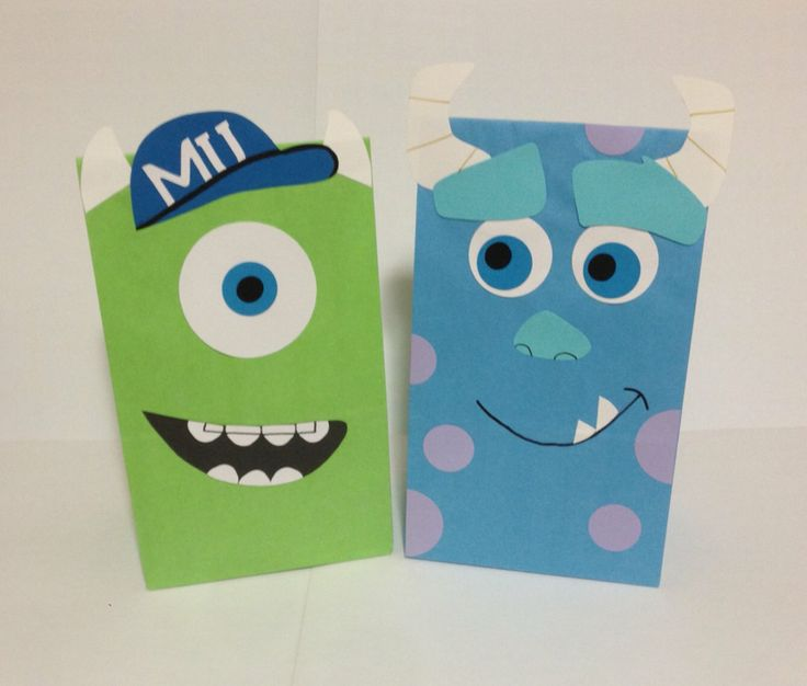 Monsters University inspired birthday by PlanningWithJacen on Etsy