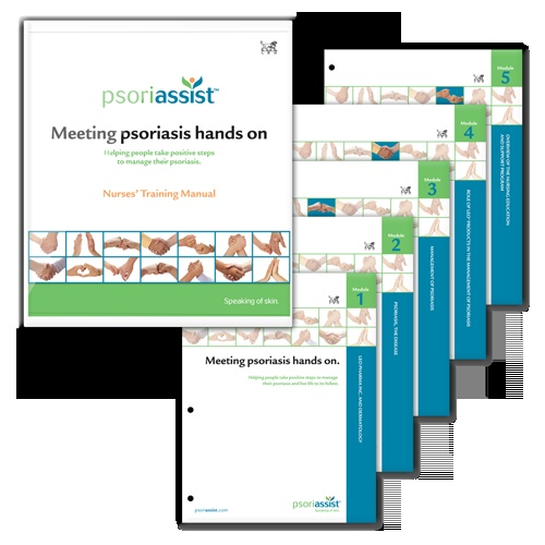 LEO Pharma psoriassist™ brand development | 3H Communications Inc.