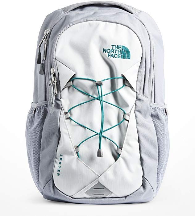 55227fa3c Amazon.com: The North Face Women Jester - Gull Blue & Blue Wing Teal ...