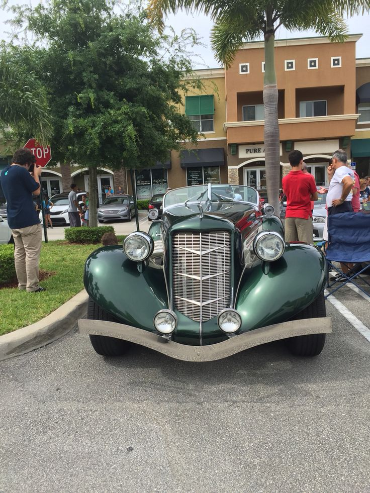 Cars and coffee palm beach so many great cars to see
