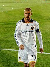 David Beckham - Wikipedia, the free encyclopedia