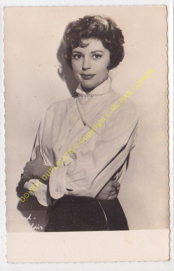 CPSM ANNE VERNON Photo STUDIO VAUCLAIR dit P.I. 859 | eBay