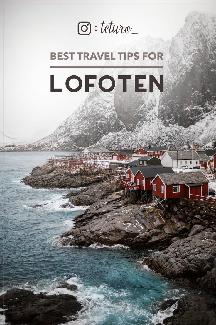 Guide, photos and tips for helping you to plan your trip to Lofoten! In both Czech and English. https://www.terumenclova.com/blog/