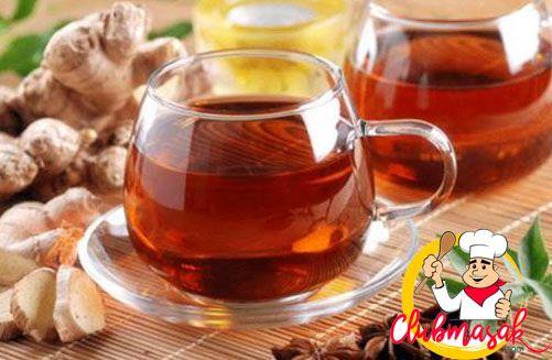 Resep Teh Herbal Teh Madu Jahe, Teh Herbal Untuk Diet, Club Masak