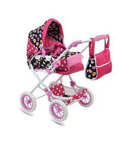 Wózek dla lalek Shopping