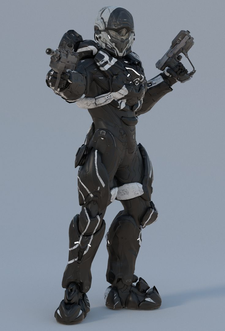 REQUEST: Spartan Jacob Miller by UltimateKaiju