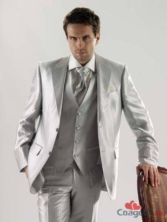 Купить недорого свадебный мужской костюм