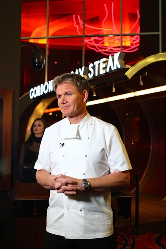 Gordon Ramsay Officially Opens Steakhouse at Paris   Las Vegas Blog.  Our son has eaten here a few times this summer and says it's amazing.  Gotta check this out.