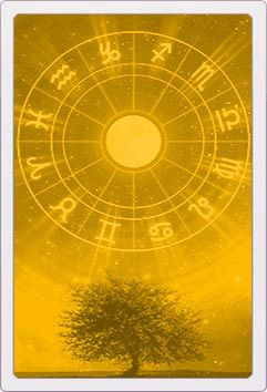 Karty Symbolon - astrologický tarot