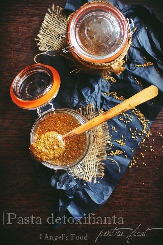 Angel's food: Pasta detoxifianta pentru ficat
