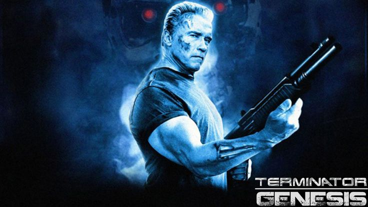 Watch The Terminator Genisys official heart throbbing trailers 1 & 2 by Skydance production; star cast: Arnold Schwarzenegger. Will be released on 1st July 2015