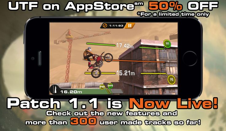 Urban Trial Freestyle on AppStore 50%OFF!