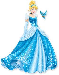 Cinderella scrapbook clipart disney princess