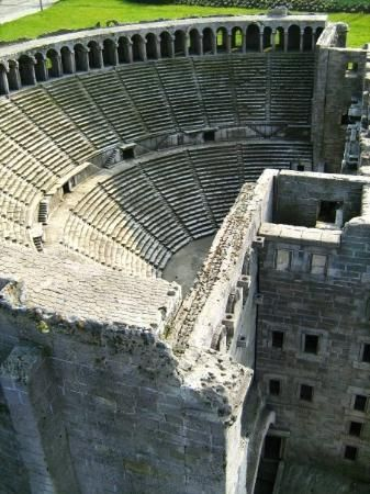Aspendos -Turkey - Been there done that.