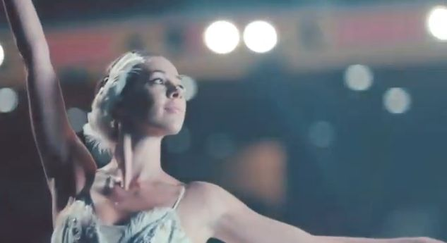 Sure Deodorant Advert: Encouraging Continuous Learning