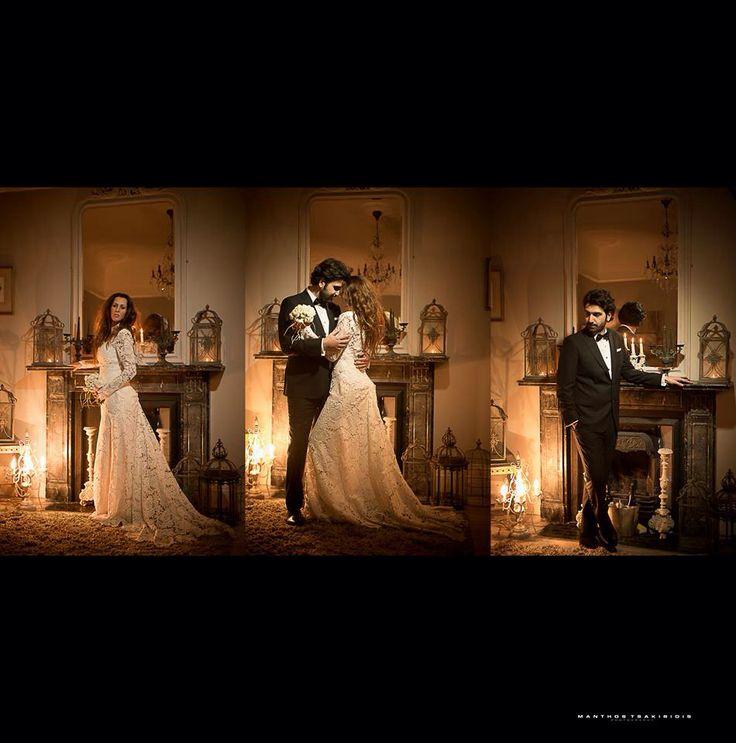 I absolutely love their style , classy & elegant  Photo by Manthos Tsakiridis