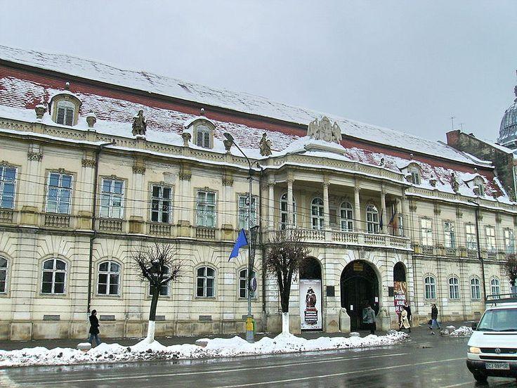 Palais Bánffy (Musée des Beaux-Arts) de Cluj - Bánffy Palace, Cluj-Napoca